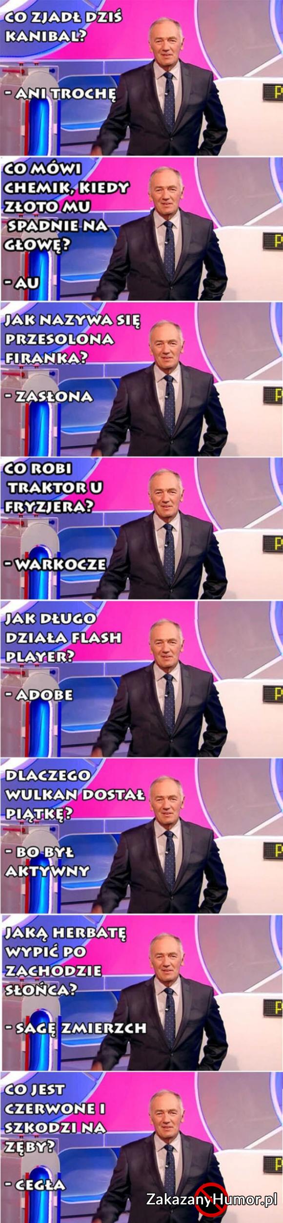 Suchary Karola Strasburgera