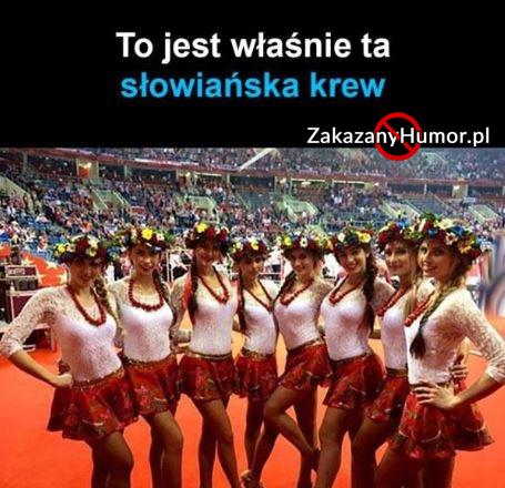 Słowiańska krew