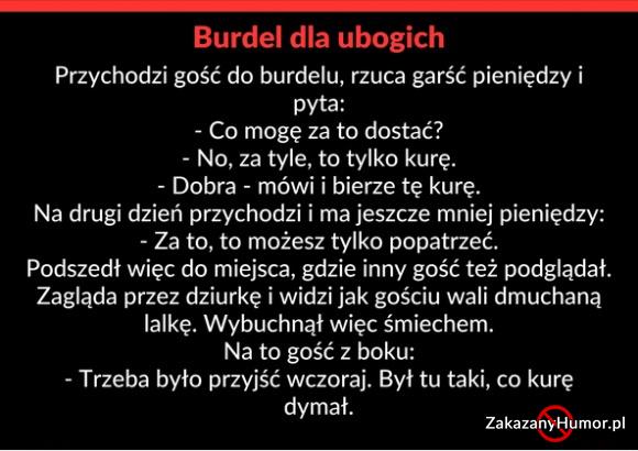 Burdel dla ubogich