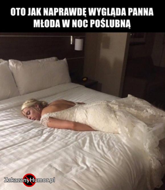 Prawda o nocy poślubnej