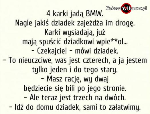 Karki z BMW