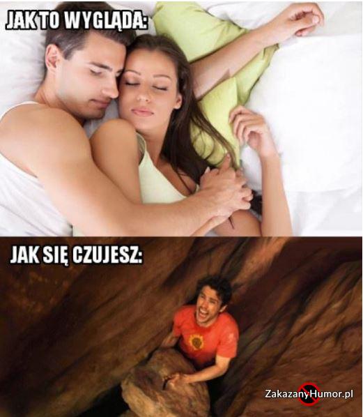 Spanie na łyżeczkę jak wygląda, i jak to odczuwasz