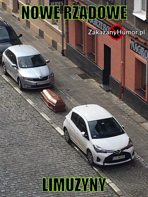 Nowe limuzyny