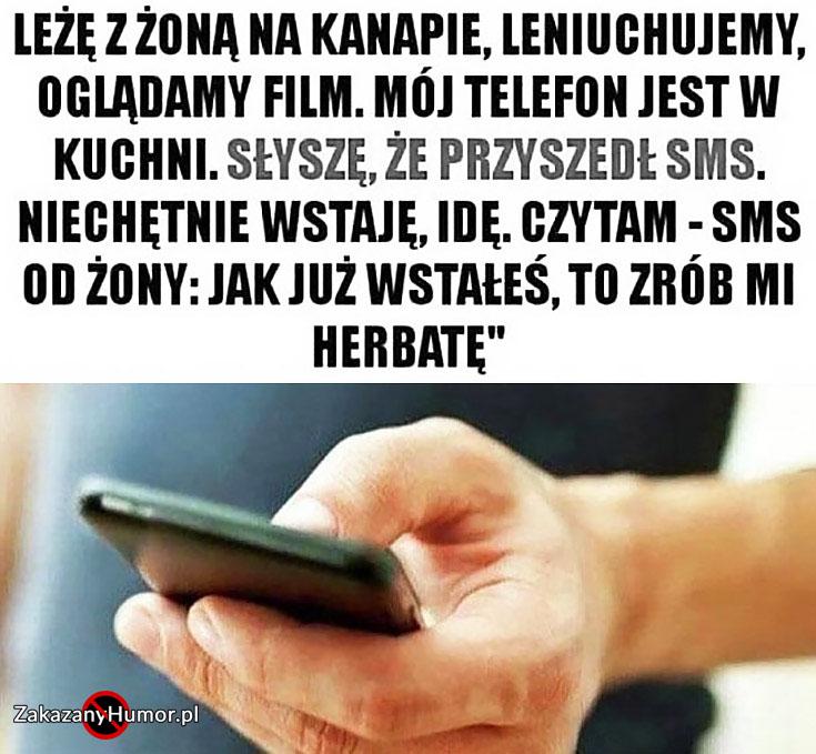 leze-z-zona-na-kanapie-leniuchujemy-ogladamy-film-moj-telefon-jest-w-kuchni-slysze-ze-przyszedl-sms-od-zony-jak-juz-wstales-to-zrob-mi-herbate