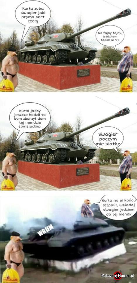 Pryma-sort-czołg