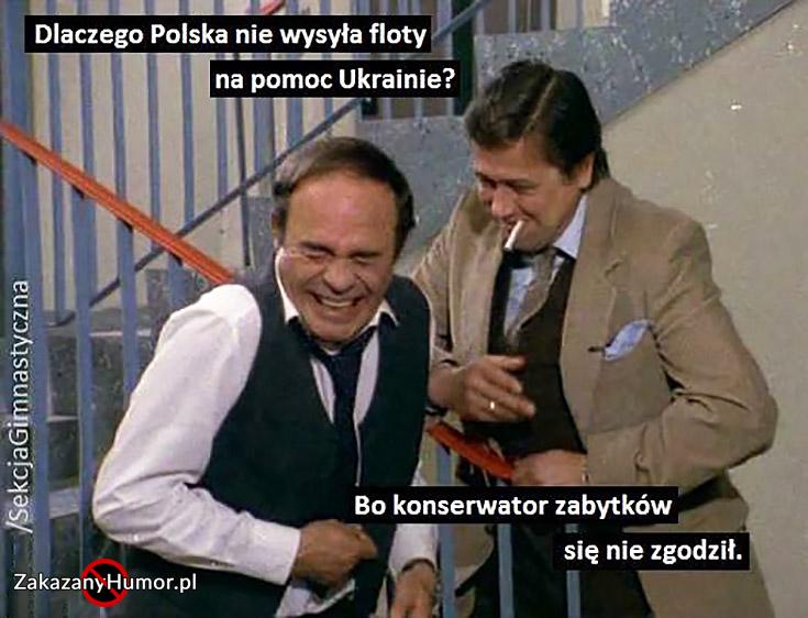 dlaczego-polska-nie-wysyla-floty-na-pomoc-ukrainie-bo-konserwator-zabytkow-sie-nie-zgodzil-sekcja-gimnastyczna