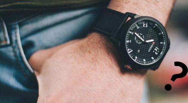 Jakiej firmy zegarek męski kupić