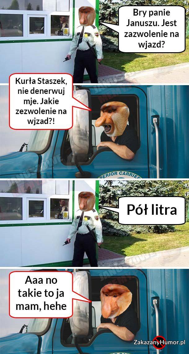 Janusz-i-zezwolenie-na-wjazd
